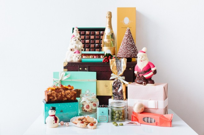 where to find the ideal Christmas hamper in Singapore
